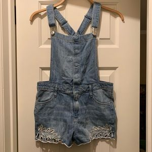 H&M girl's overalls, size 14+